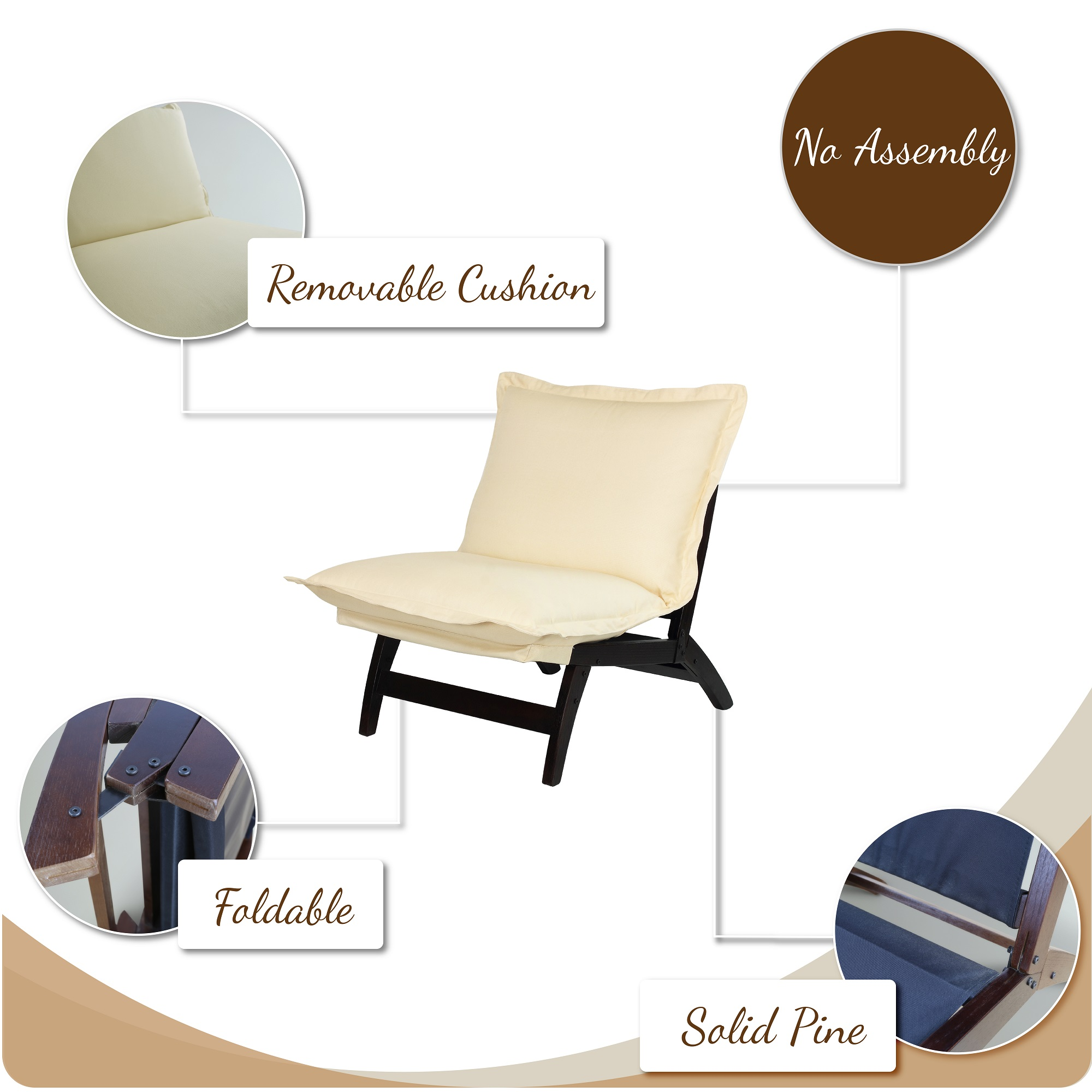 Casual Folding Lounger Chair Casual Home