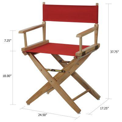 American Trails direct chair dimension photo