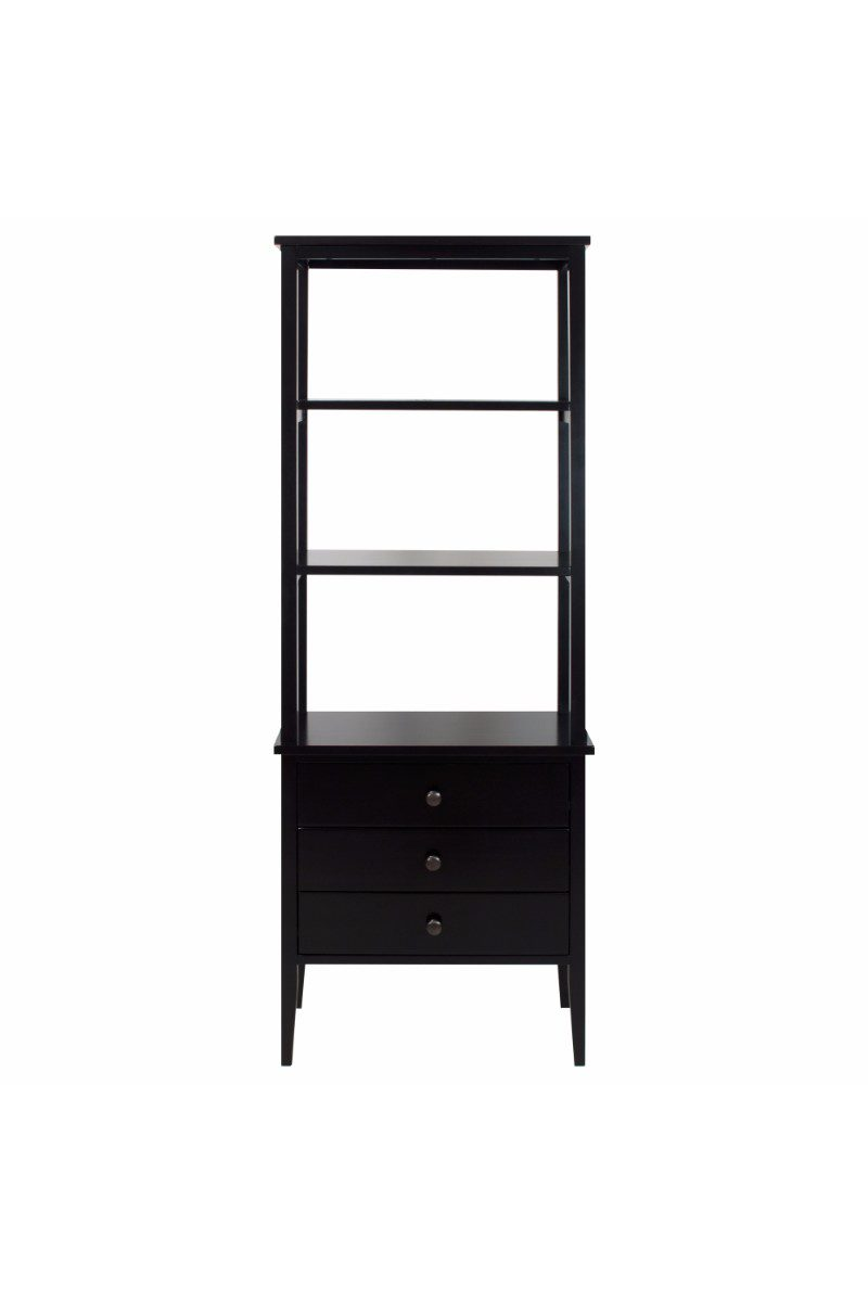 products delta bookcases rustic haze bookcase children with bianca drawer side providence view