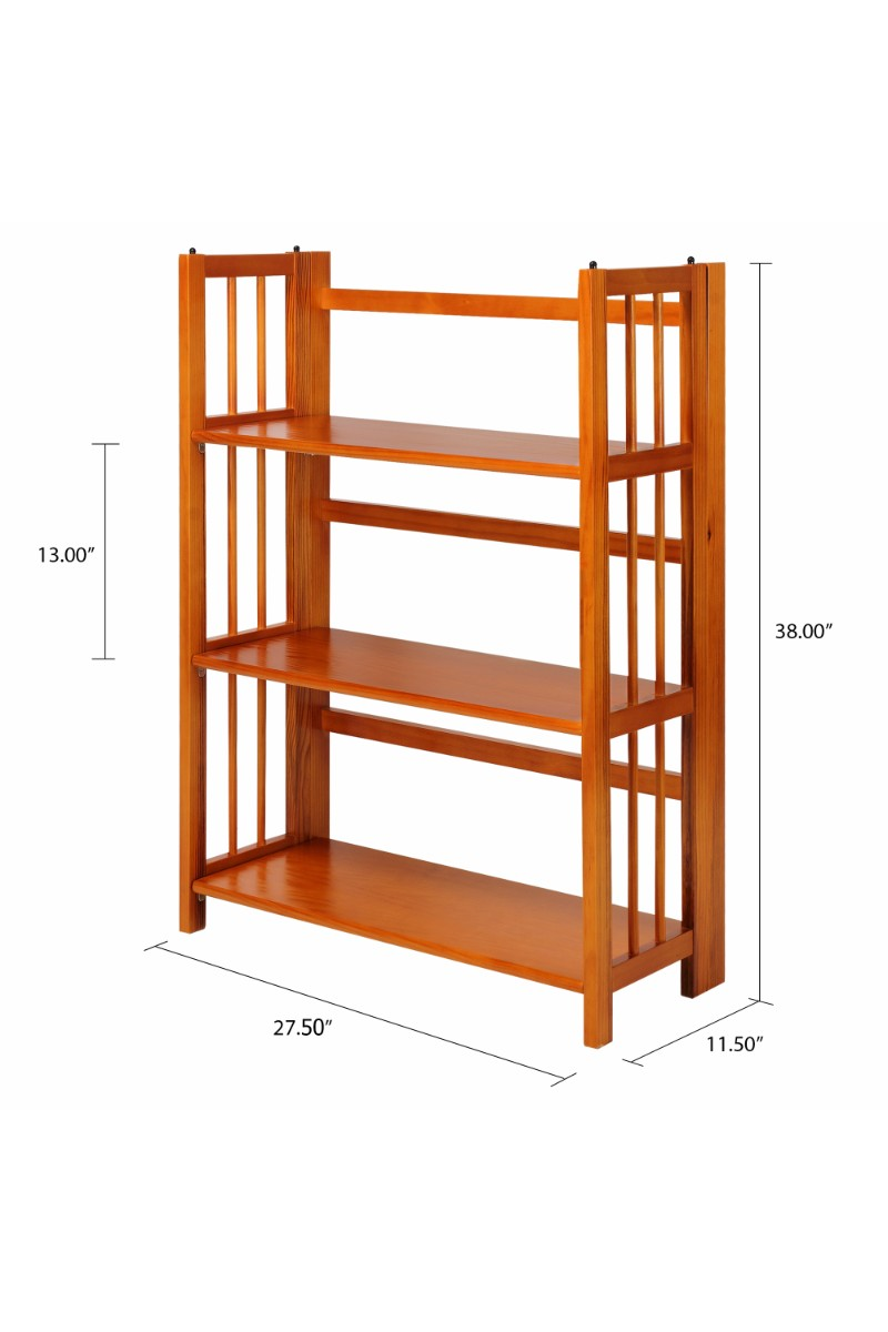 low bookcase angle orange sd solid oak quercus bookcases living cube