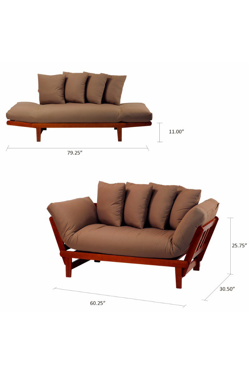 Casual Lounger Sofa Bed – Casual Home