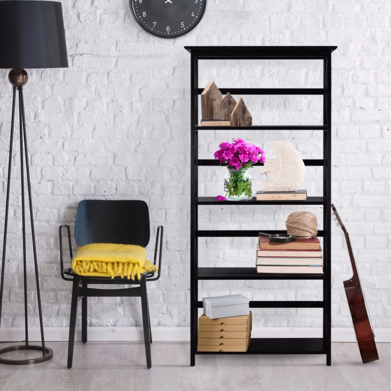 5-Shelf Bookcases