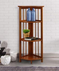 Corner & Ladder Bookcases
