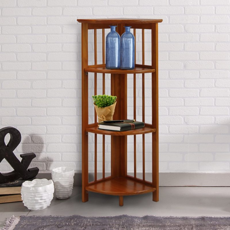 Corner & Ladder Bookcases