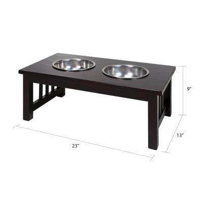 Chappy Pet Feeder Dimensions