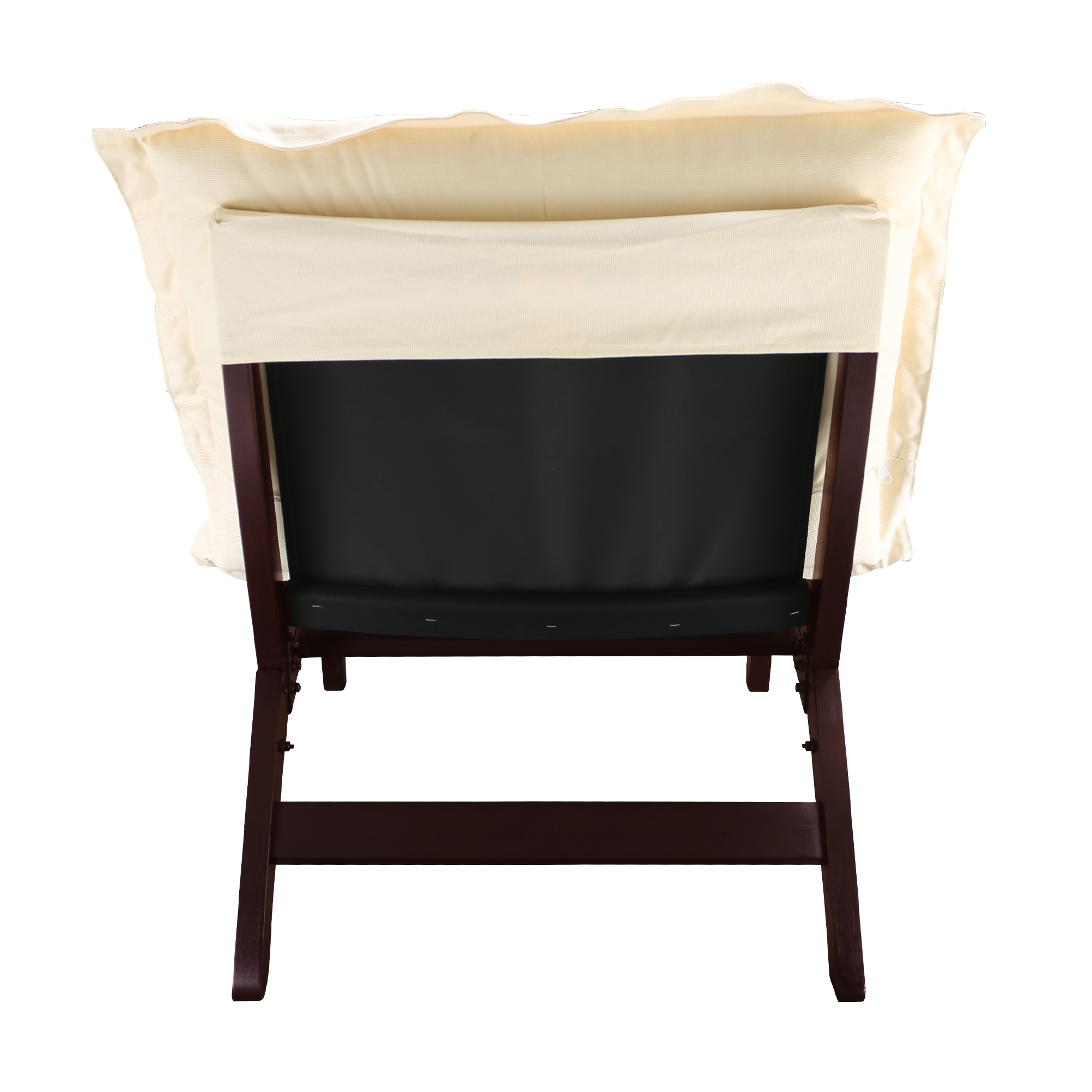 Madison Folding Lounger Chair With Concealed Compartment
