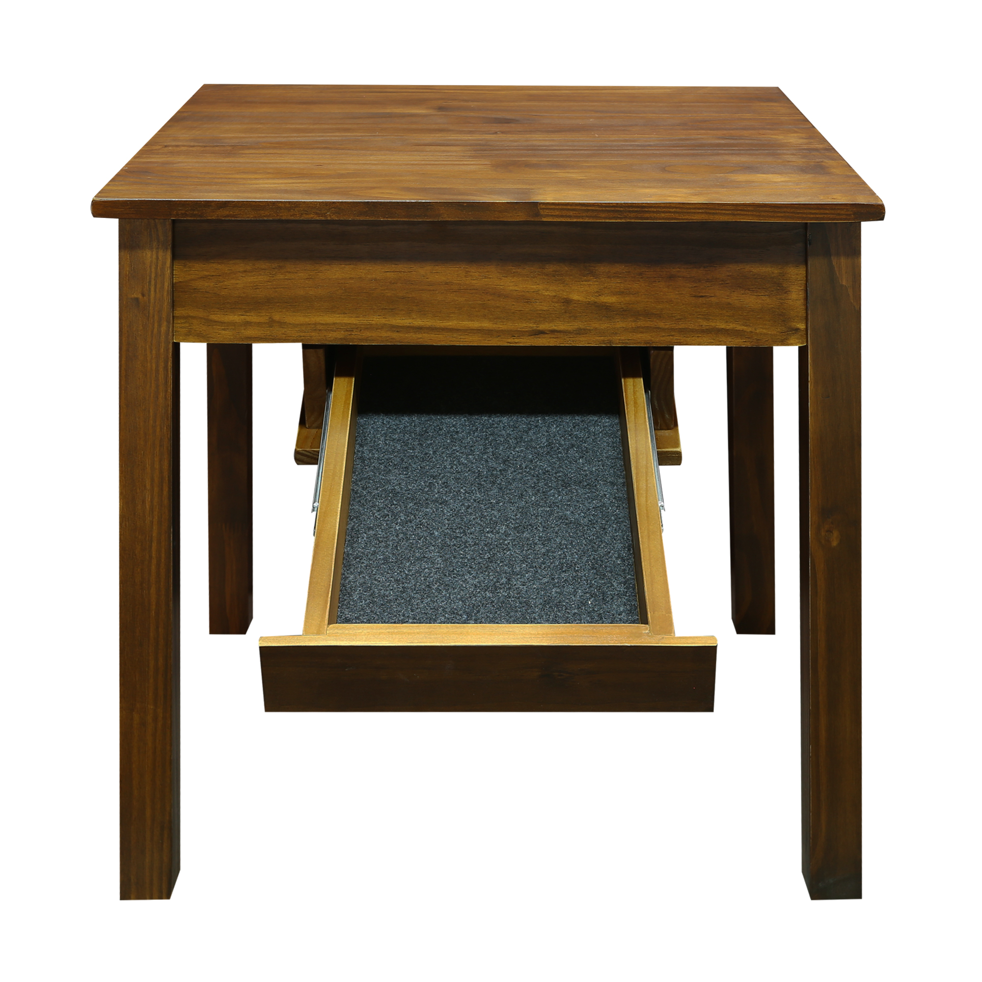 Kennedy Table With Concealed Drawer Concealment Furniture Casual Home