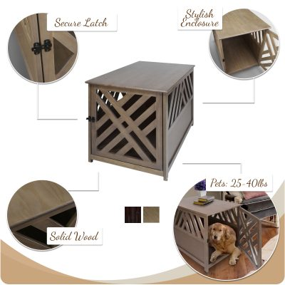 Pet crate features - Casual Home