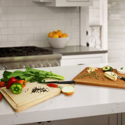Cutting board and butcher block photography - Casual Home