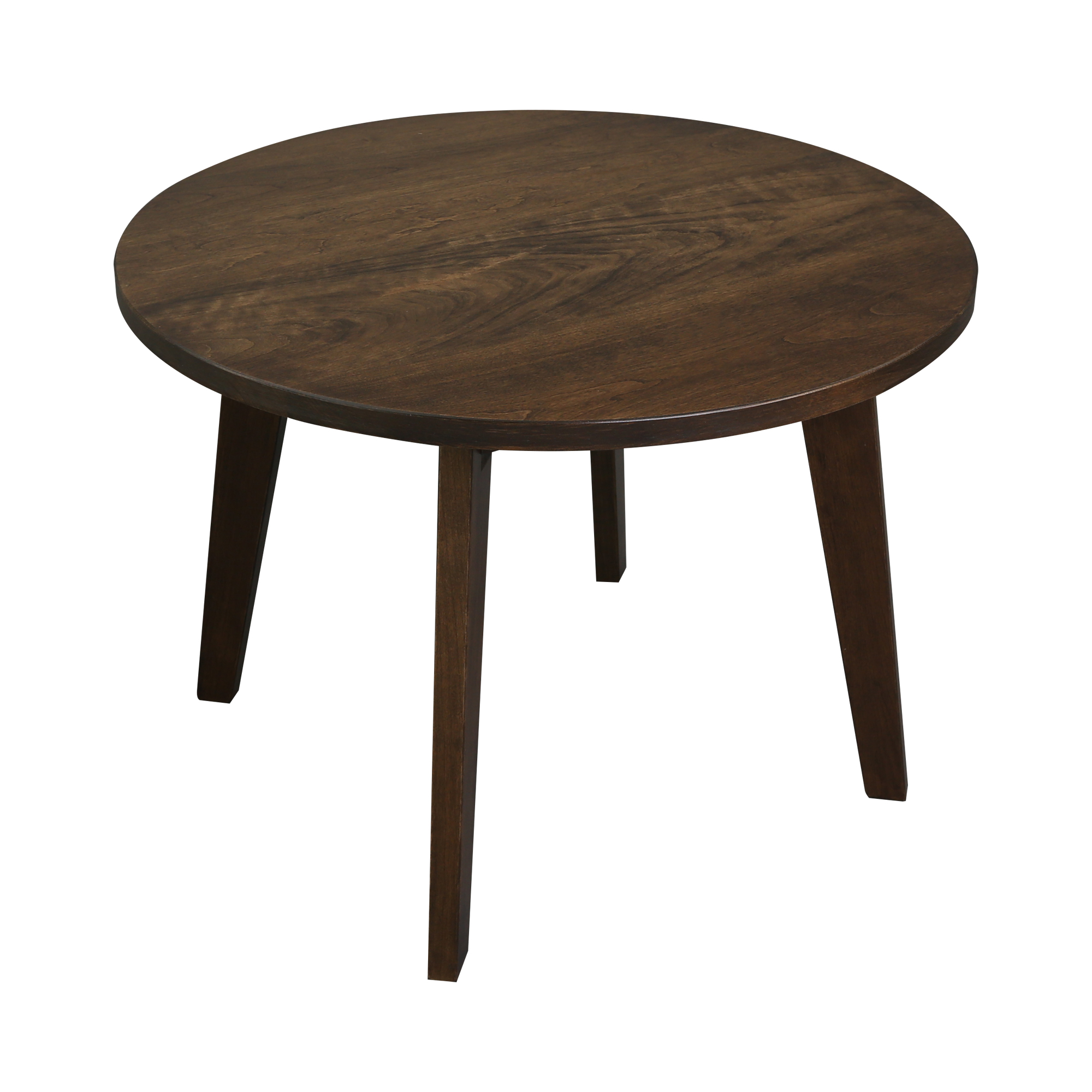 Picture of: Genuine Cherry 24 Round Coffee Table Casual Home