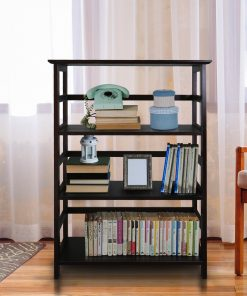 4-Shelf Bookcases